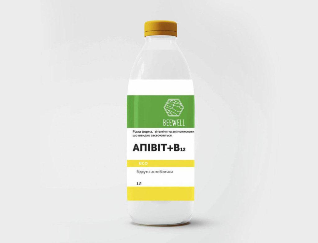 """Витаминный комплекс для пчел """"АПИВИТ+В12"""""""